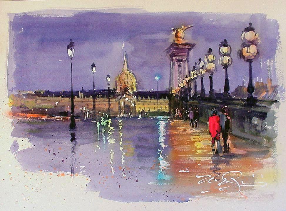 Painting Inspiration: Paris Inspiration