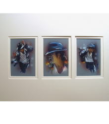 Original Triptych Artwork