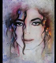Original Portrait Art