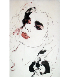 Line Drawing Wash
