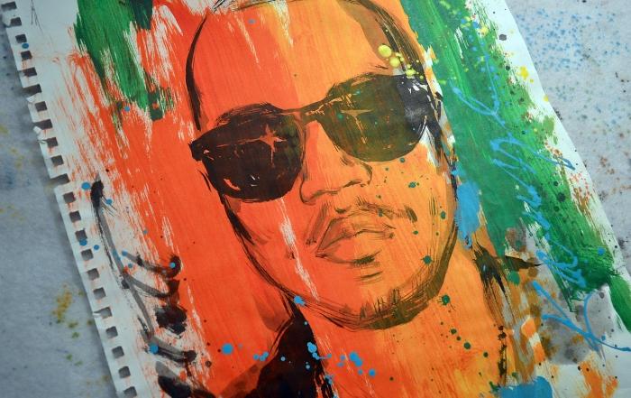 Kanye Artwork
